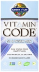 Vitamin Code Mens 50 and Wiser Product Page