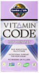 Vitamin Code Raw Prenatal Product Page