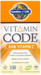 Vitamin Code Raw Vitamin C Product Page