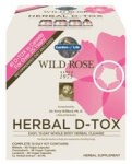 Wild Rose Herbal D Tox
